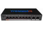 TRASSIR TR-NS1010-96-8PoE