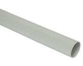 ДКС Труба ПВХ жёсткая атмосферостойкая д.32мм, тяжёлая, 3м, цвет серый
