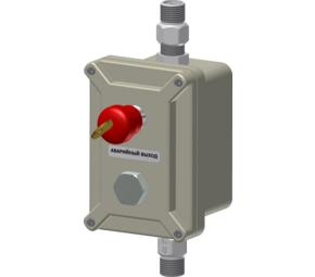 QFMEXD02Z23 пост управления CSE взрывозащищенный 1ExdllCT6, IP66