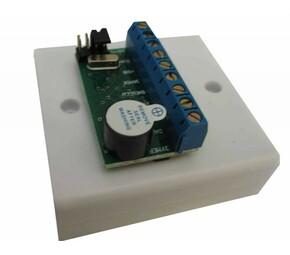 Контроллер Iron Logic Z-5R в монтажной коробке